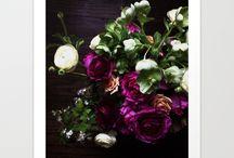 Fleur Art Prints available for sale / by Fleur