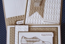 Cards - Father's Day / Ideas for handmade Father's Day cards.
