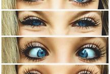 Eyes / Gorgeous eyes. / by Alyssa Hanshew