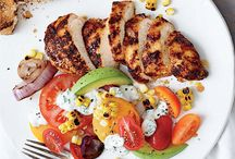 Healthy Chicken Recipes / Easy, healthy chicken recipes perfect for a weeknight dinner.