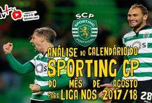 Análise ao calendário da Liga Nos 2017/18 dos três grandes de Portugal