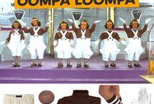 Willi Wonka Costume