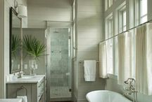 interior-bathroom / by tatum