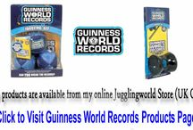 World Records (Silly, Dangerous, Juggling & Circus Skills) / Lots of World Record information relating to Silly, Dangerous, Juggling and Circus Skills World Records.