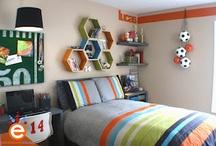 Boys Room Ideas & Decor / Boys room decor ideas and mood design boards