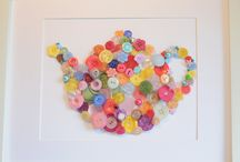 Buttons / by Brittany Sherrard