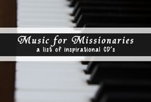 Missionaries / by Nanette Barton