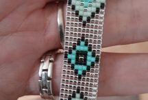 Bracelets de perles