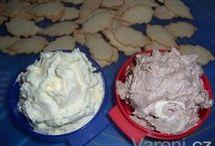 krémi na koláčiky