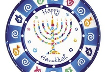 A Painted Hanukkah