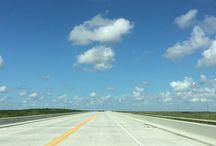 Puebleando / Viajando en carretera por la Florida!!!
