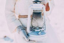 Winter wed