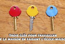 HSLDA Blog Francais / Notre Blog ou on peut trouver des histoire de success personnelle et des petites idées sur bien organiser le travailles de vos enfant.