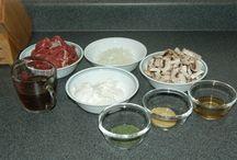 Recipes: Beef