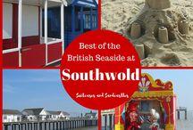 British Seaside Resorts and Beaches