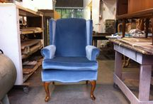 UPHOLSTERY / All things upholstery