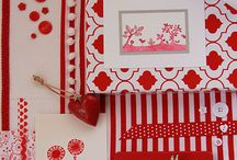 Mood Boards - Design Inspiration / Barb Mann Stampin'Up! Demonstrator  - Get those creative juices flowing with these mood, idea, color pallet type boards!