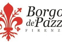 Borgo de Pazzi / Mooi Italiaans natuurlijke breigaren.