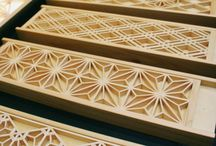 Japanese woodwork