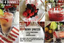Healthy Shakes, Smoothies and Green Juices
