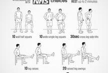 kneet trening
