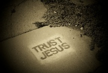 Jesus  / by Robbie See
