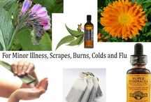 * Natural Healing Remedies / A variety of therapeutic or preventive health care practices, such as homeopathy, naturopathy, chiropractic, and herbal medicine that  medical mainstream may not accept but thousands of years have proven it effective. Most mainstream medical options come from natural plants, herbs, trees and berries.