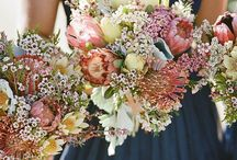 Flowers. / A collection of florists nationally that come recommended from AllWedding, and inspiration.