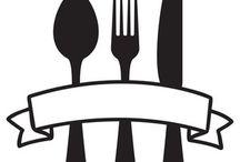 Kitchen & Food Symbols