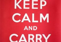 keep calm and (the best reasons why) / by Carey Vandewalle