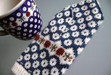 Knitting / by Geneviève Côté