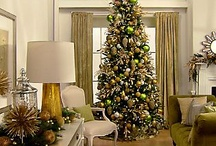 christmas trees / by christina canady