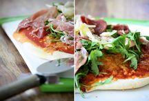 Pizza, Pasta / Pizza