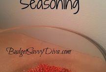 Seasons / Food