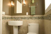 Bathroom Redo / by Shalisa Watkins