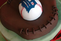 Sport Cakes and Cupcakes