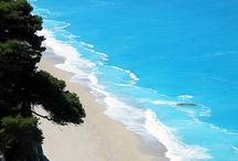 Praia / As praias mais lindas.