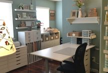 HOME INSPIRATION - Office/Craft Room