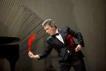 Menu : Plaisirs / Tableau autour du spectacle Menu : Plaisirs mis en scène par Jean Lacornerie joué du 04 au 08 Novembre au Théâtre de la Croix-Rousse.
