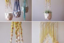 Cord, rope & macrame