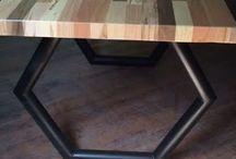 mesa multilaminadas