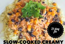 21 days fix slow cooker