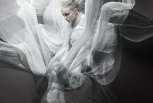 Jellyfish Moodboard / Moodboard to Jellyfish Photoshoot