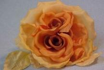 I'll make my own, thank you....(flowers) / DIY flower tutorials / by Angela Rambeau