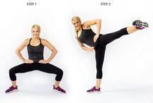 Fitness / by Ashley Hoffert