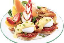 Restaurants :Delicious treats