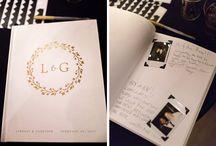 Weddings · Guestbook