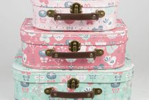 Kinderkoffer / die schönsten Kinderkoffer, die ich finden konnte