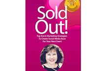 """New Book>>>""""Sold Out: Top Event Marketing Strategies To Create Social Media Buzz for Next Event"""" / Amazon #1 Best Seller: """"Sold Out: Top Event Marketing Strategies to Create Social Media Buzz for Your Next Event"""" by Susan Ordona"""