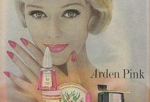 Vintage makeup.